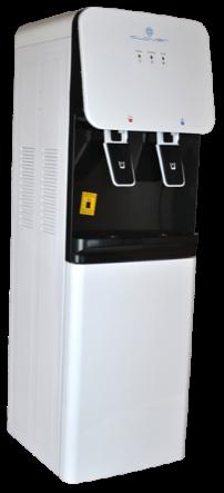 Кулеры напольные - Кулер для воды CLOVER WD-1004S (Электронное охлаждение)
