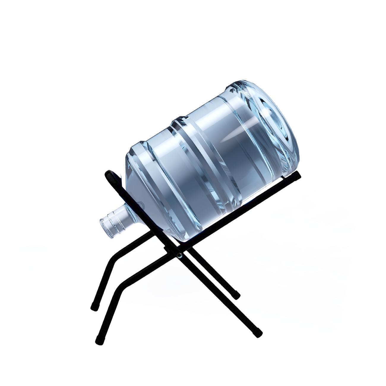 Подставки и полки - Наклонная подставка (металлическая)